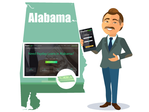 Payday Loans in Alabama online
