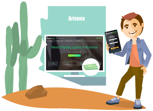 Payday Loans in Arizona online