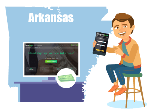 Payday Loans in Arkansas online