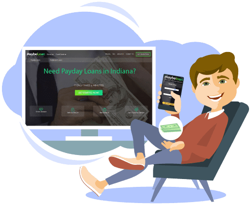 Payday Loans in Indiana online (IN)