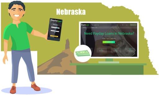 Payday loans in Nebraska online (NE)