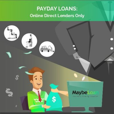 Payday Loans: Online Direct Lenders Only
