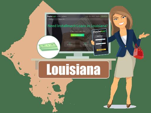 Installment Loans In Louisiana online