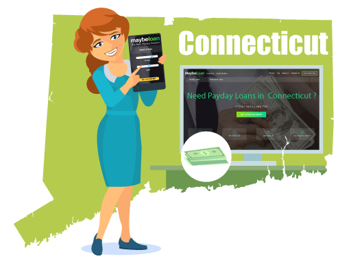 Payday loans in Connecticut online (CT)