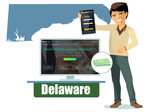 Payday Loans in Delaware (DE) online