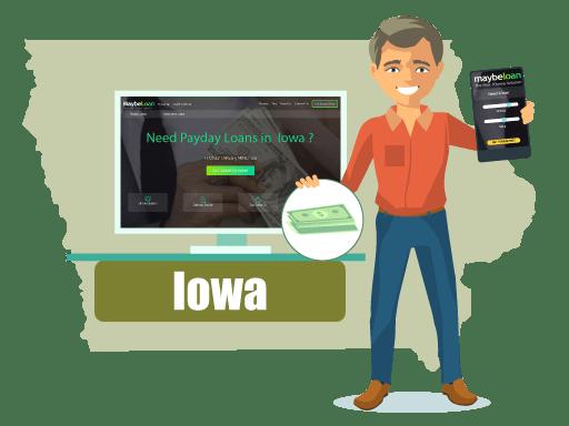 Payday loans in Iowa online