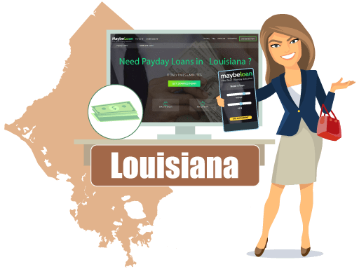 Payday loans in Louisiana online (LA)