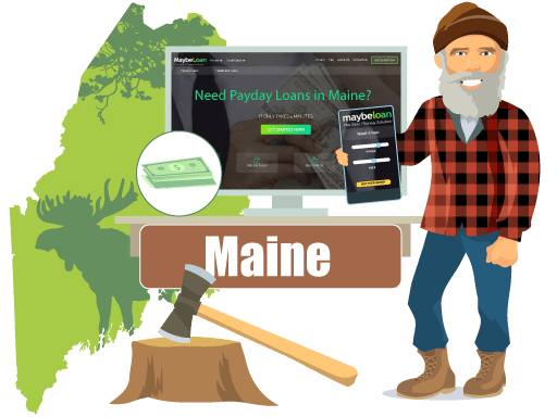 Payday loans in Maine online