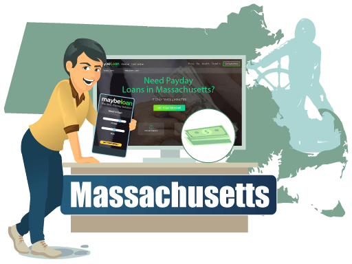 Payday Loans In Massachusetts Online