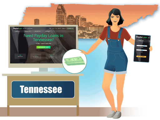Payday loans In Tennessee (TN) online