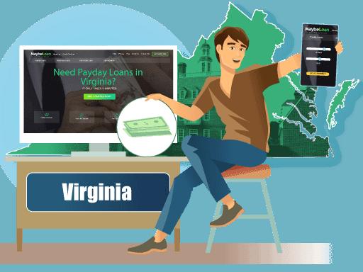 Payday loans In Virginia (VA) online