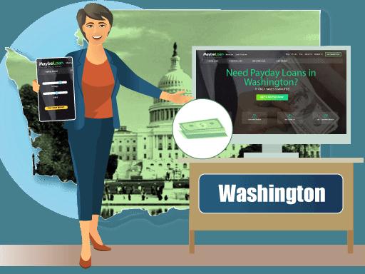 Payday loans In Washington (WA) online